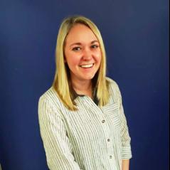 Angela Gaviglio—Program Manager
