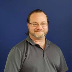 Edward Alhart—Training Director